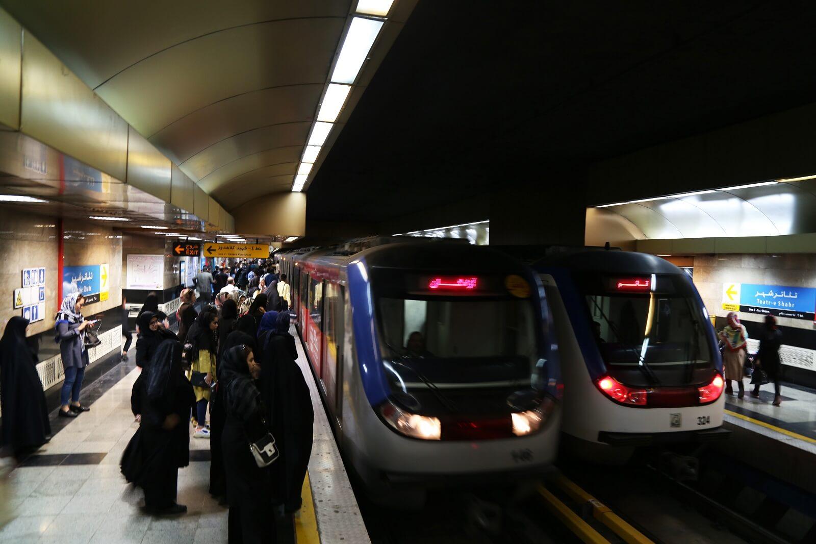 مترو و واگن